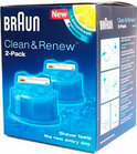 Braun Clean&amp;Renew 2Pack    (S)