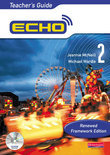 Echo 2 Teacher's Guide Renewed Framework Edition