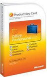 Microsoft Office Pro 2010 NL PC Attach Key Pkc Microcase