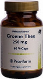 Proviform Groene Thee Extract 60mg