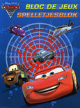 Spelletjesblok  / Cars 2