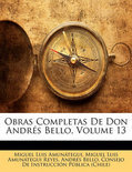 Obras Completas De Don Andres Bello, Volume 13
