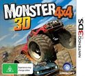 Monster 4x4 3D