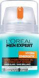 L'Oréal Paris Men Expert Hydra Energetic Intens Hydraterende Gel - Dagcreme