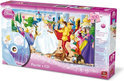 Disney  Puzzel + Cd Cinderella