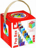 Mini Stapeltoren Pop Box