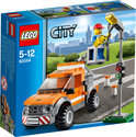 LEGO City Great Vehicles Lantaarn Reparatietruck - 60054