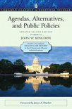 Agendas, Alternatives, and Public Policies, Update Edition, with an Epilogue on Health Care