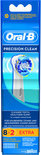 Oral-B Opzetborstel Precision Clean - 8 + 2 Extra