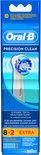 Oral-B Opzetborstel Precision Clean - 8 + 2 Extra