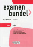 Examenbundel  / Vwo M&O 2011/2012