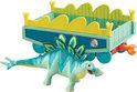 Dinosaurus Trein - Morris met Trein Wagon
