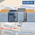Elekta Stereo set Super Sound!