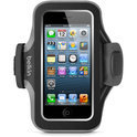 Belkin Slim-Fit Plus-armband voor de iPhone 5/5s en 5c - Zwart