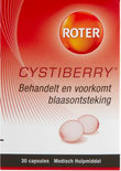 Roter cystiberry - 30 Capsules
