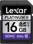 Lexar Premium series SD kaart 16 GB