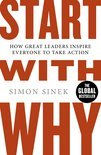 Start with Why - Simon Sinek - 9780241958223