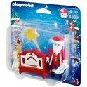 Playmobil Kerstman Met Engel - 4889