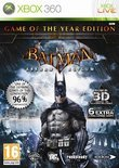 Batman Arkham Asylum (Game of the Year Edition)