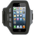 Belkin EaseFit Sport Armband voor de Apple iPhone 5 - Zwart