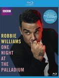 Robbie Williams - One Night At The Palladium (Blu-ray)