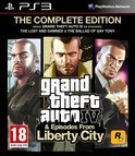 Grand Theft Auto IV (GTA IV) - Complete Edition - PS3