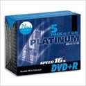 Platinum DVD+R 4.7 GB 5er JewelCase