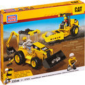 Mega Bloks CAT Roadbuilding Unit
