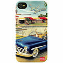 Diesel cover iPhone 4 '50's postcard'