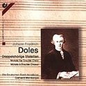 Doles: Motets for Double Choir / Gerhard Weinberger