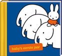 Nijntje Baby's Eerste Jaar Boek