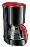 Melitta Koffiezetapparaat Enjoy - Zwart/rood