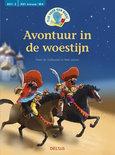 Tijd voor een boek! Avontuur in de woestijn