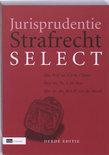 Jurisprudentie Strafrecht Select