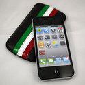 Indigo-Case Italy maat M - zwart