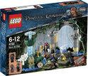 LEGO Pirates of the Caribbean de Fontein der Jeugd - 4192