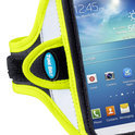 Tune Belt AB86RY Reflective Sport Armband iPhone 6 Yellow