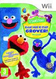 Sesamstraat, Klaar Voor De Start, Grover Wii + Grover Wiimote Hoes