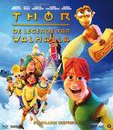 Thor - De Legende van Walhalla (3D & 2D Blu-ray)