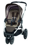 Maxi Cosi Mura Plus 3 - Wandelwagen 2013 - Walnut Brown
