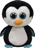 Pluche Ty Beanie pinguin Waddles