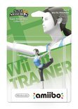 Nintendo amiibo figuur - Wii Fit Trainer (WiiU + New 3DS)