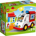 LEGO Duplo Ville Ambulance - 10527