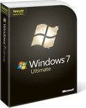 Microsoft Windows 7 Ultimate Upgrade NL DVD