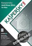 Kaspersky Security for Mac 10-pc 2 jaar directe download versie