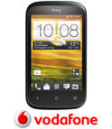 HTC Desire C - Zwart - Vodafone prepaid telefoon