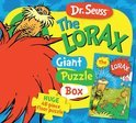 Dr. Seuss the Lorax Speak for the Trees Giant Puzzle Box