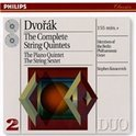 Dvorak: Complete String Quintets, etc / Berlin Phil Octet