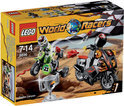 LEGO World Racers Slangenkoof - 8896