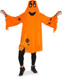 Spook oranje kind - Carnavalskleding - One Size